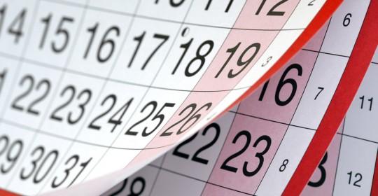 Horarios feriado de Octubre