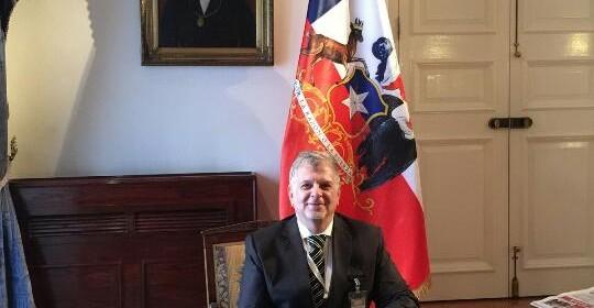 Asumió el Dr. Rubén Tucci como presidente de CONFEMEL